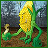Monsanto GMO Zombie Bt-Corn